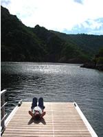 Galicia Ribeira Sacra relax